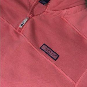 Vineyard Vines Shep Shirt / Quart Zip